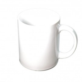 Vitroceram White Coffee Mug – 350Ml