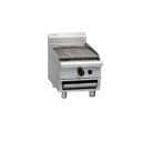 Waldorf 800 Series CHL8450G-B - 450mm Gas Chargrill Low Back Version - Bench Model