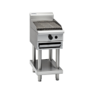 Waldorf CHL8900G-CB - 900mm Gas Chargrill Low Back Version - Cabinet Base