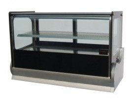 Anvil Aire DGV0540 Cold Square Countertop Showcase 1200mm