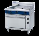 Blue Seal Evolution Series E506B - 900mm Electric Range Static Oven