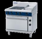 Blue Seal Evolution Series E506C - 900mm Electric Range Static Oven