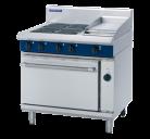 Blue Seal Evolution Series E56C - 900mm Electric Range Convection Oven