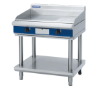 Blue Seal Evolution Series EP516-RB - 900mm Electric Griddle Refrigerated Base