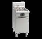 Waldorf 800 Series FNL8127EE - 450mm Electric Fryer Low Back Version