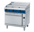 Blue Seal Evolution Series G506A - 900mm Gas Range Static Oven