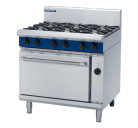 Blue Seal Evolution Series GE56D - 900mm Gas Range Electric Convection Oven