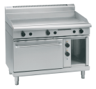 Waldorf GP8121GE Gas Griddle Oven