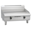 Waldorf 800 Series GPL8900E-B - 900mm Electric Griddle Low Back Version - Bench Model