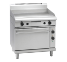Waldorf 800 Series GP8910GE - 900mm Gas Griddle Electric Static Oven Range