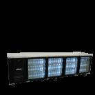 Williams HBS4UGDCBB 4 Door Counter Refrigerator