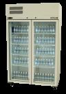 Williams LPS2GDCB 2 Glass Door Freezer - White