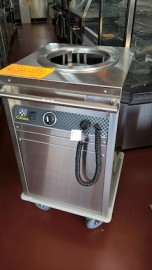 Used Culinaire CH.PD.HS.1 Heated Plate Dispenser