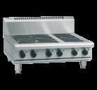 Waldorf 800 Series RN8603E-B - 900mm Electric Cooktop Bench Model