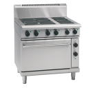 Waldorf 800 Series RN8619E - 900mm Electric Range Static Oven