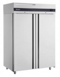 Inomak UFI2140SL Slimline Double Door Upright Freezer