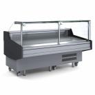 Bromic DD0200SG Square Glass Delicatessen Display