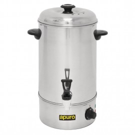 Apuro Manual Fill Hot Water Urn 40Ltr