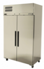 Williams LPS2SDSS Pearl Star Two Solid Door Stainless Steel Freezer