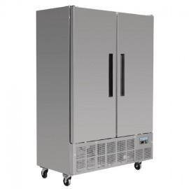 Polar GD880-A 2 Door Slim line Freezer 960Ltr
