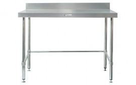 Simply Stainless SS02.0600LB Work Bench with Splashback