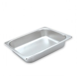 1/2 Size x 150mm S/S Steam Pan