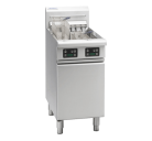 Waldorf 800 Series FNL8224EE - 450mm Electric Fryer Low Back Version
