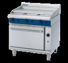 Blue Seal Evolution Series G506A - 900mm Gas Range Static Oven
