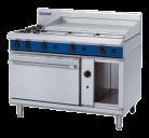 Blue Seal Evolution Series G508A - 1200mm Gas Range Static Oven