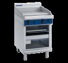 Blue Seal Evolution Series G55T - 600mm Gas Griddle Toaster