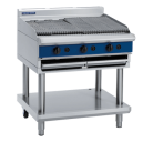 Blue Seal Evolution Series G596-B - 900mm Gas Chargrill Bench Model
