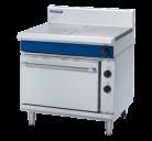 Blue Seal Evolution Series GE570 - 900mm Gas Target Top Electric Static Oven Range