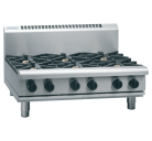Waldorf 800 Series RNL8600G-B - 900mm Gas Cooktop Low Back Version - Bench Model