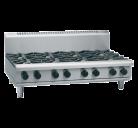 Waldorf 800 Series RNL8800G-B - 1200mm Gas Cooktop Low Back Version Bench Model